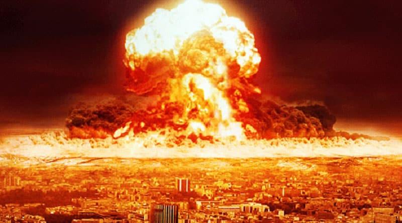North Korea pushing world towards nuclear war