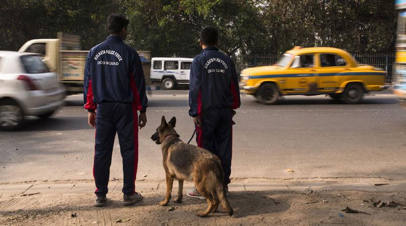 Kolkata Police dog squad to get 'new dress' this Puja