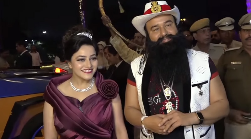 Honeypreet booked for inciting riots in Panchkula