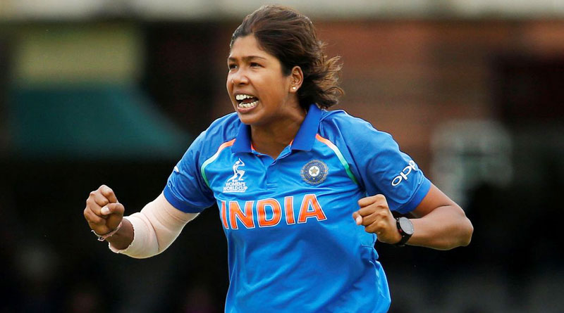 Jhulan Goswami Breaches 600 Career Wickets Mark