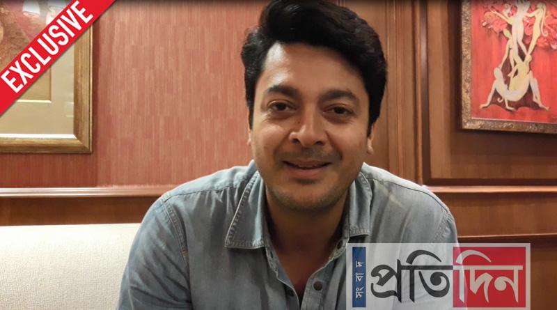 Used to take part in 'Dhunuchi naach': Jisshu Sengupta