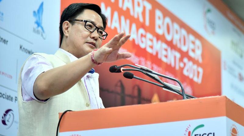 Don't spread misinformation about Rohingyas, Kiren Rijiju slams Human Rights groups