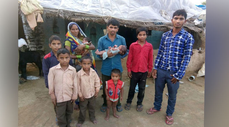 Rajasthan: Couple with 7 sons wants to adopt abandoned girl, face hurdle
