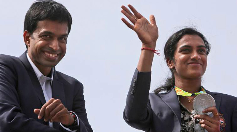 PV Sindhu to produce film to pay tribute to Pullela Gopichand on Teacher's Day