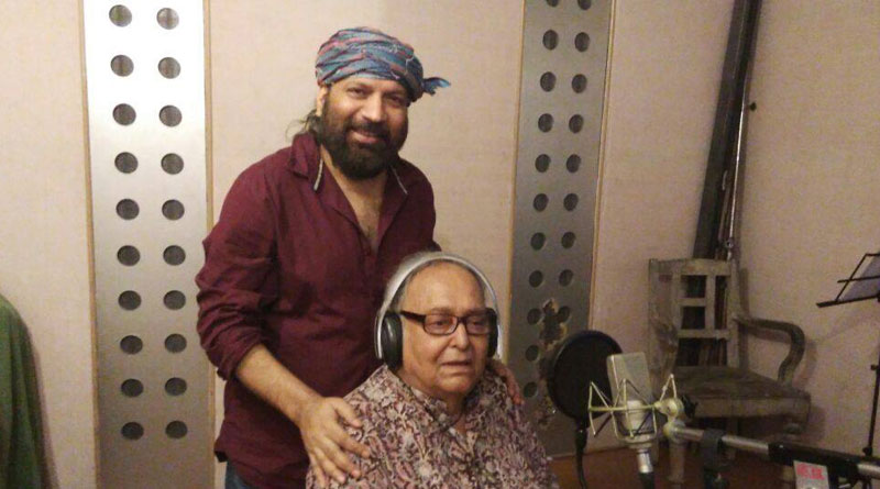 Soumitra Chatterjee lends voice in 'Mayurakshi'