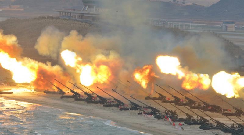 N Korea's 'Hydrogen bomb' over Pacific Ocean can trigger third world war