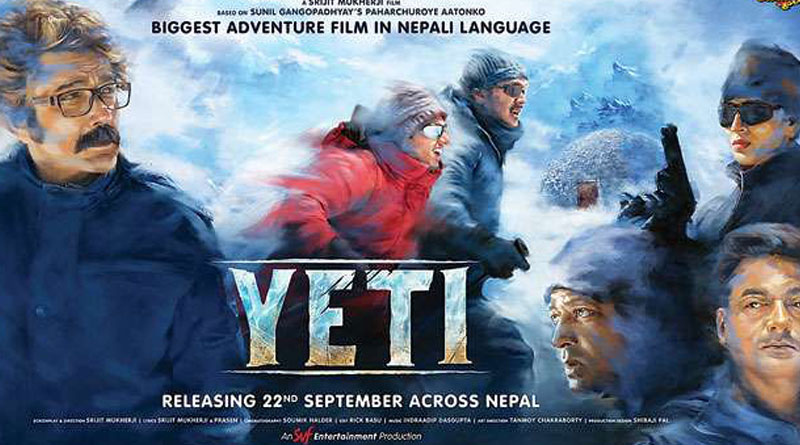 'Yeti Obhijaan' becomes first Bengali thriller to be dubbed in Nepalese