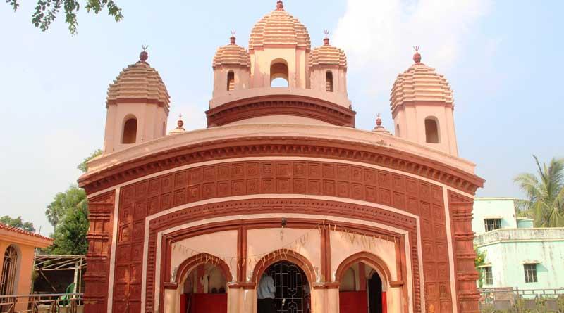 Burdwan: Devotees set to offer prayer at Kankaleshwari Temple
