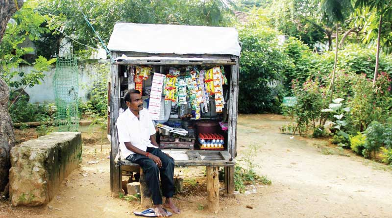 Teleganas first 'cashless' village returns to good old currency