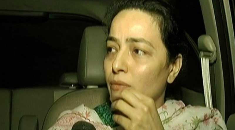 Honeypreet complained of chest pain during Interrogation