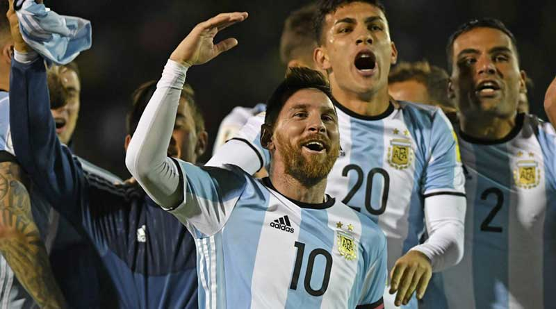 Argentina announce squad for world cup, excludes Icardi