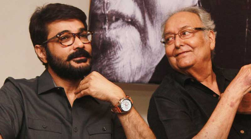 Soumitra Chatterjee, Prosenjit Chatterjee to play father and son in Mayurakshi
