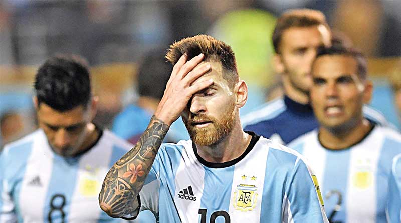 Will burn Lionel Messi shirts if he plays against Israel: Palestine football chief