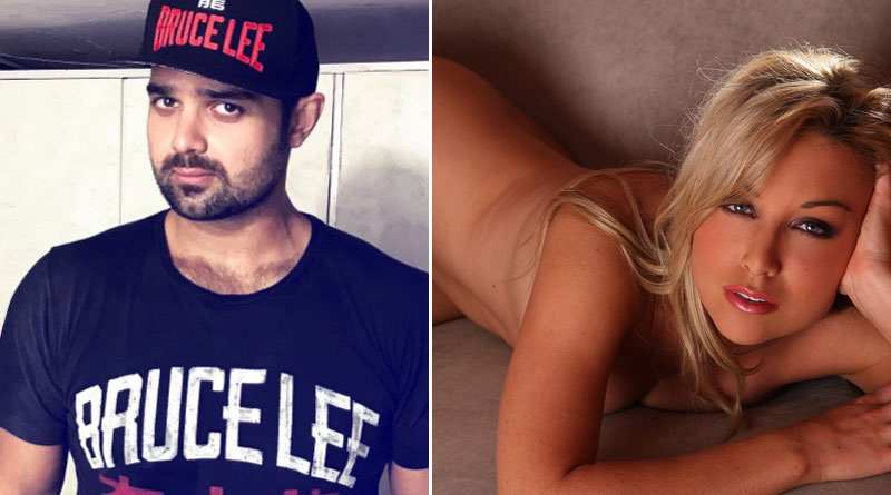 Mithun Chakraborty's son Mahaakshay trolled uploading pic with adult star