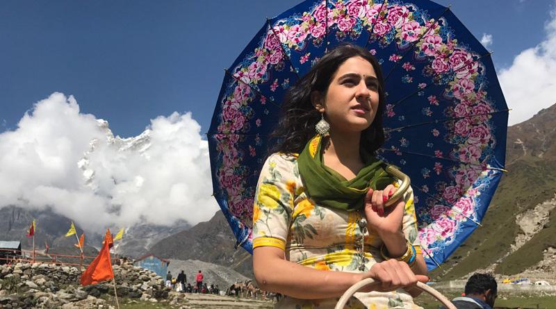 First look of Sarah Ali Khan in Kedarnath steals attention of the netizen