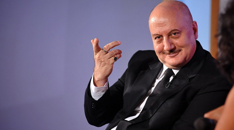 Anupam Kher resigned as FTII Chairman