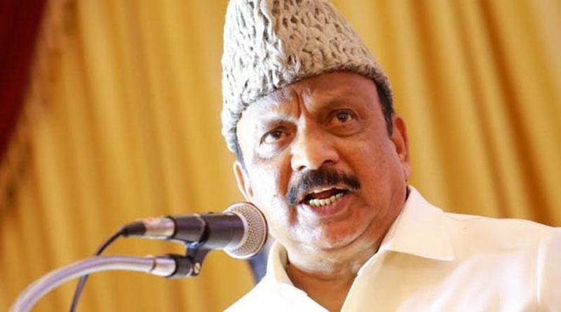 Karnataka minister hurls 'abuse' at PM Modi