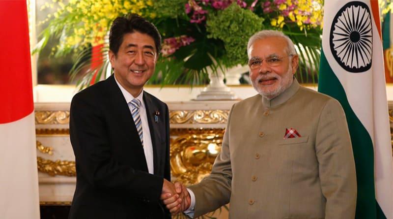 US-Japan-India trinity OBOR to counter China