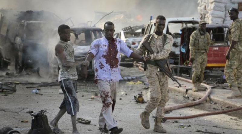 Truck bomb blast in Somalia's Mogadishu kills 276