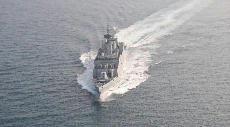 Indian Navy gets anti-submarine warfare corvette INS Kiltan