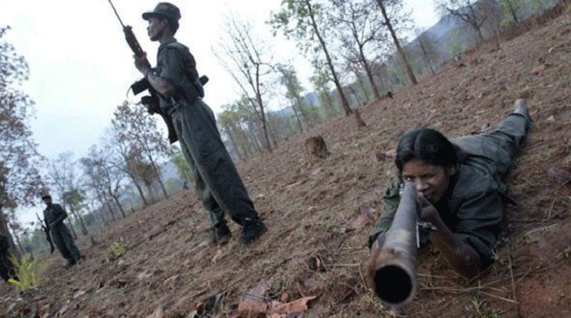 Fierce encounter in Chhattisgarh, 3 Maoists killed