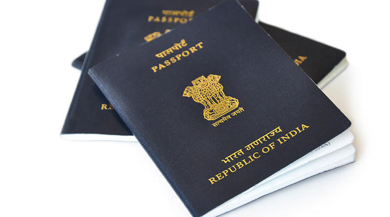 Woman Comes From Britain To India With Husband's Passport