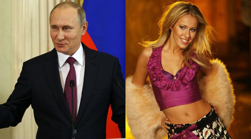 Putin rival Ksenia Sobchak insists she is not part of Kremlin plot