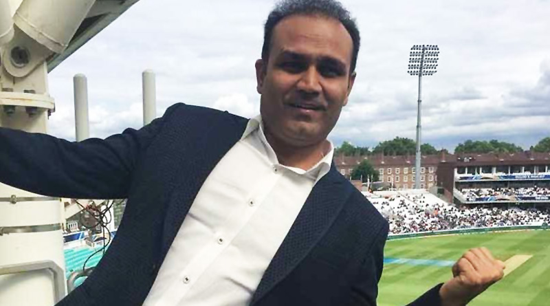 Virender Sehwag interested to be Team India's head coach