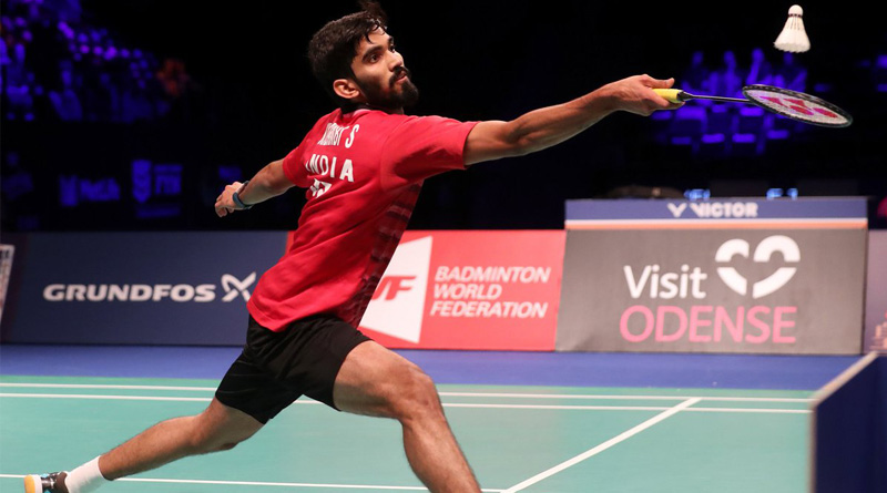 Kidambi Srikanth Wins French Open to clinch 4th Super Series Title
