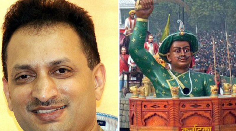 Union Minister dubs Tipu Sultan 'Tyrant', refuse to join celebration