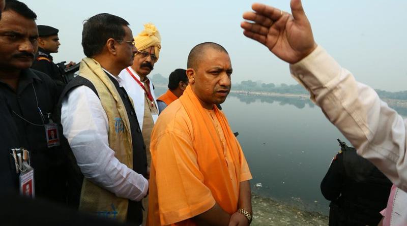 Ending row UP CM Yogi Adityanath to visit Taj Mahal
