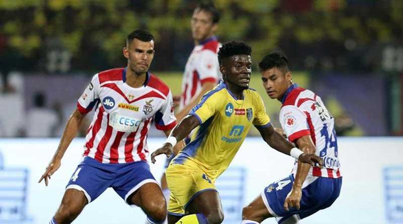 ISL: Kerala Blasters-ATK match ends in a draw