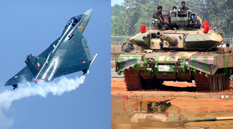 Make In India: Army says no to Tejas, Arjun tank