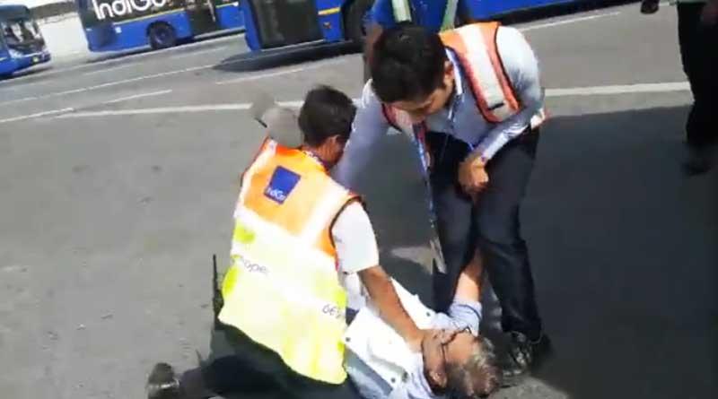Jet, Air India takes dig at IndiGo over passenger assault