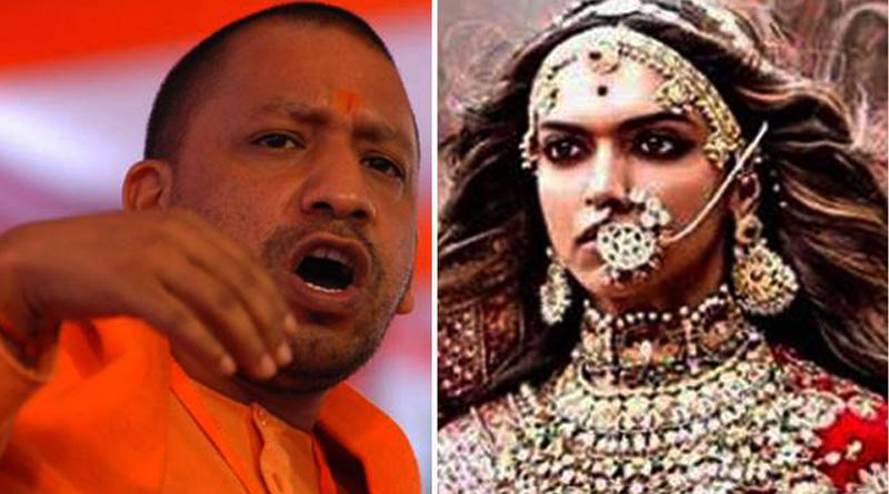 Padmavati Row: Bhansali, Deepika no less guilty, says Yogi Adityanath