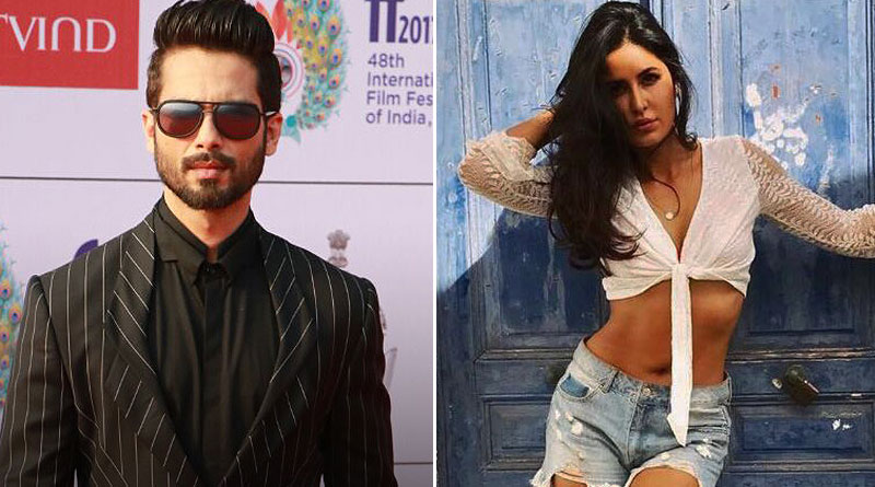 Shahid Kapoor doesn't want to work with Katrina Kaif? Here is what actor says