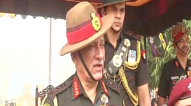 No shortage of arms for Army: General Bipin Rawat