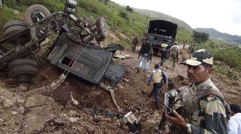 IED blast in Manipur, 2 jawans martyred