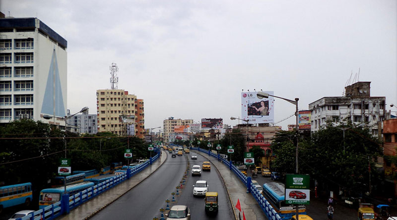From Friday night 10 O' clock Dhakuria bridge, Kolkata would be closed