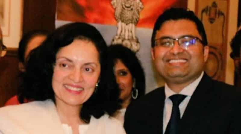 Indian envoy's family robbed in South Africa