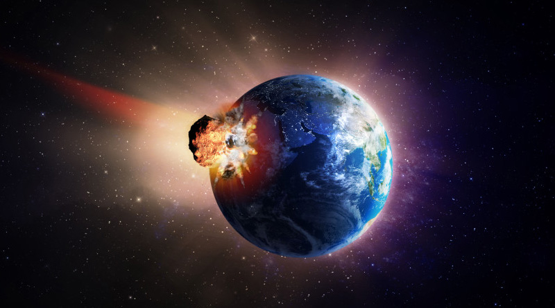 NASA has revealed that Earth may actually face massive destruction