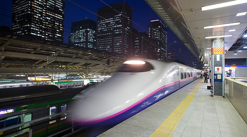 India-Japan bullet train project lands in bog