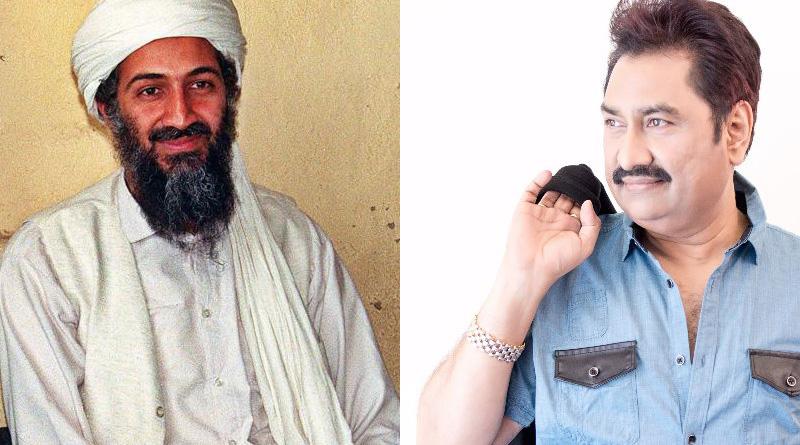 Kumar Sanu, Tom and Jerry in Osama Bin Laden cache