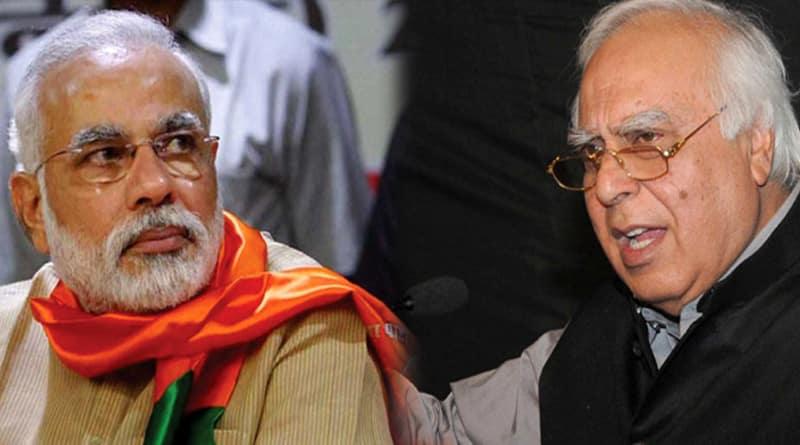 Modi isn't a real Hindu, Kapil Sibbal Hits back on Somnath temple row