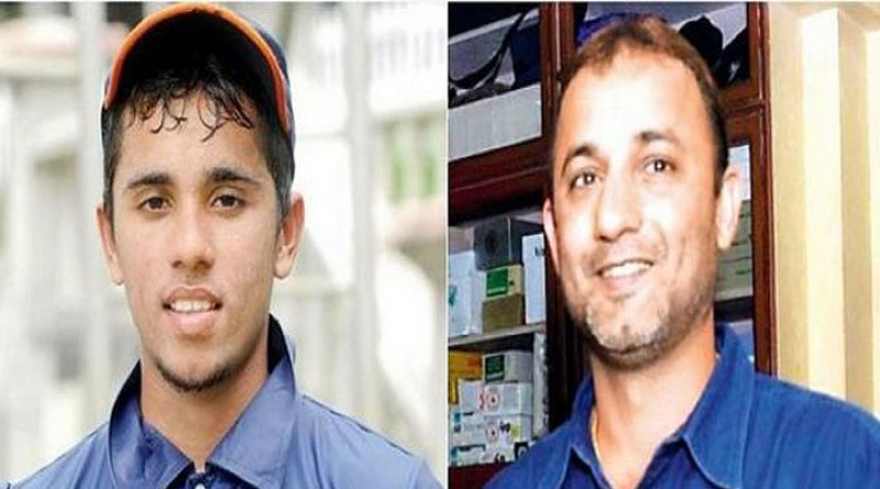 Nayan Mongia's son breaks father's record with unbeaten 240