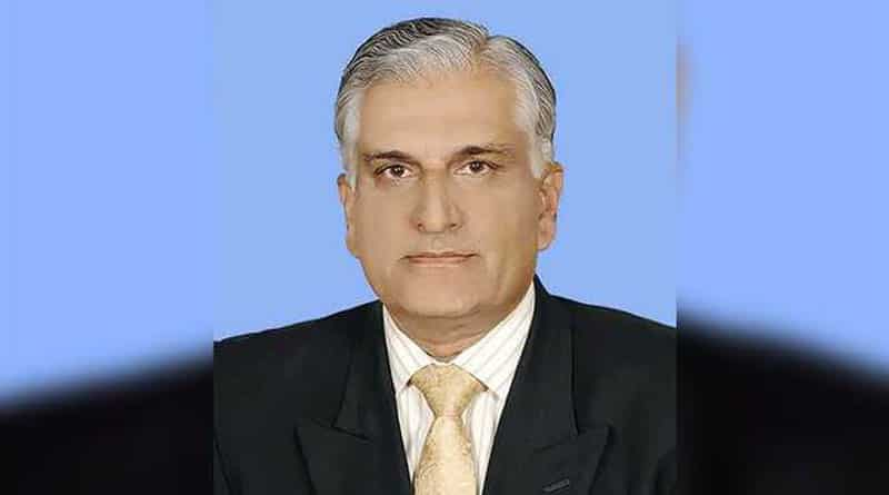 Pakistan's Law Minister Zahid Hamid Resigns In Wake Of Protests