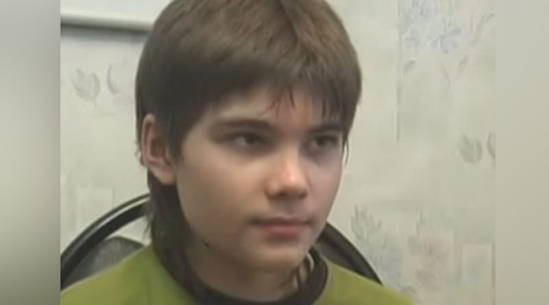 'I had a life on Mars', claims a 20 year old Russian boy