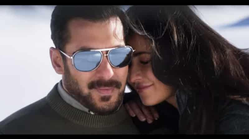 Salman Khan refused to kiss Katrina Kaif in Tiger Zinda Hai!