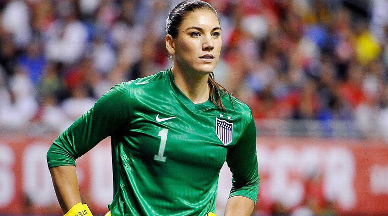 Sexually abused by Sepp Blatter, alleges Hope Solo