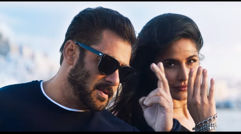 Salman Khan, Katrina Kaif starrer Tiger Zinda Hai's Day 1 collections
